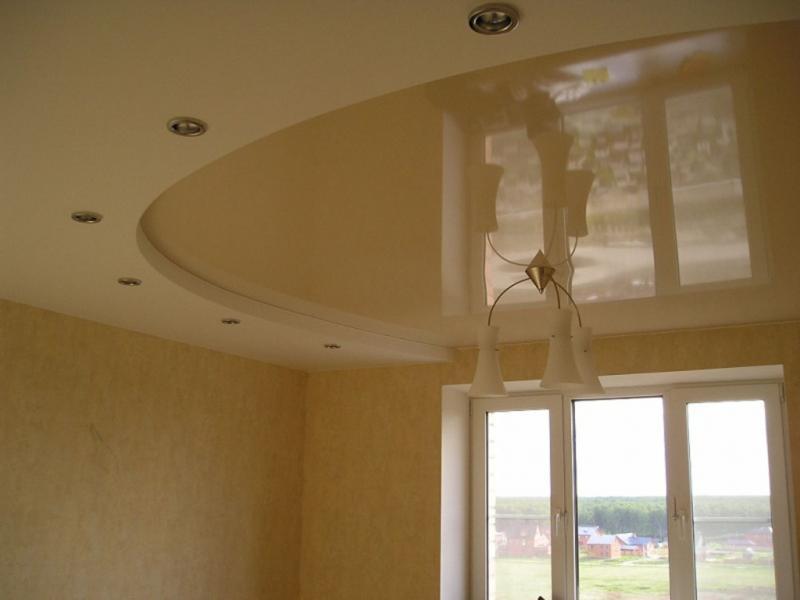 spanndecken hameln glas pendelleuchte modern. Black Bedroom Furniture Sets. Home Design Ideas